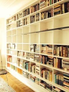 Bookshelf, architect Fredo stortz