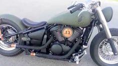 Vulcan 900 Bobber