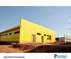 Obra do IFSP está 75% concluída em Itaquá - Leia em: http://fb.com/jornalpluralsp  - Foto: O. Birke/AIPMI - Jornal Plural (@JornalPluralpoa) | Twitter