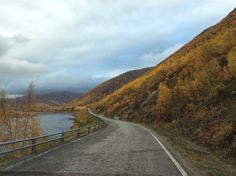 On the road to Utsjoki, Finland Lappland, Car Travel, Finland, Denmark, Norway, Sweden, Country Roads, Vacation, Landscape
