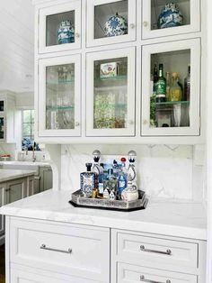 Why A Classic White Kitchen Works Dark Kitchen Cabinets, Kitchen Rug, New Kitchen, Kitchen Decor, White Cabinets, Kitchen Ideas, Classic White Kitchen, Kitchen Words, Kitchen Remodel Before And After
