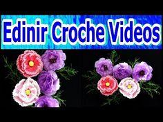 FLORES EM CROCHE CRAVOS REIGN - 058