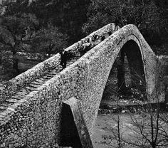 Ηπειρος ΚΩΣΤΑΣ ΜΠΑΛΑΦΑΣ. Greece, Bridge, Photographers, Nostalgia, Greece Country, Bridges, Attic, Bro