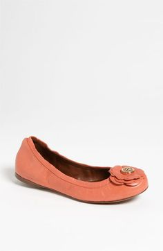 9c8e0750215 Tory Burch  Shelby  Flat available at  Nordstrom Shoe Gallery