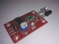 IR Transmitter and Receiver Module