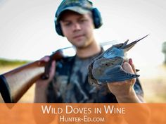 You and your dog caught a brace of doves and now you're not sure what to do next? Try this savory recipe for wild doves! Dove Recipes, Wild Game Recipes, Game Birds, Survival Tips, Your Dog, Cooking Recipes, Wine, Food, Soups
