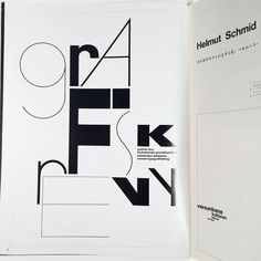 Cover of Grafisk Revy (Scandinavian design journal) by Helmut Schmid, 1965.