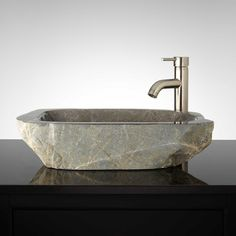 Nyberg Natural Stone Vessel Sink