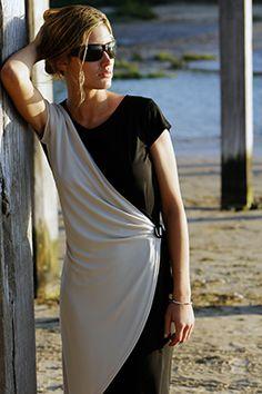 Elisa Cortés-Colección Elisa Cortés One Shoulder, Shoulder Dress, Mens Tops, T Shirt, Dresses, Fashion, Tips, Bunion Shoes, Spring Summer