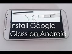 Install Google Glass App on any Android Device & Capture Photos Videos with OK Glass Command New Business Ideas, Capture Photo, Google Glass, Product Launch, Android, App, Humor, Phone, Videos