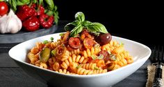 Mixed pasta salad - LekhaFoods