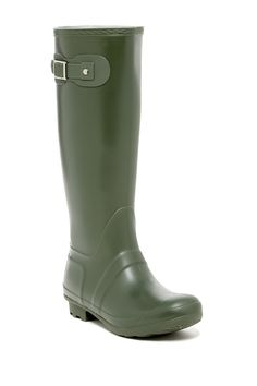 Seattle Mid Calf Rain Boot by West Blvd Shoes on @HauteLook