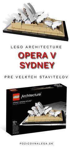 #legoarchitecture #Sydney Lego Architecture, Big Ben, New York City, Opera House, Sydney, New York, Nyc, Opera