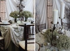 Snow White and the Huntsman Inspired Wedding