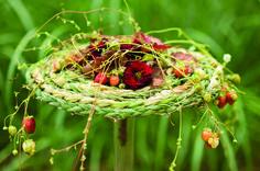 Bridal bouquet ~ Gregor Lersh - Wedding flower show, Kiev 2013 - Lersch Workshop 9 2011-19 PR