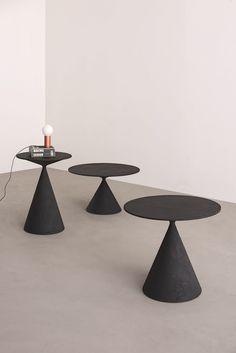 Lacquered coffee table - Desalto