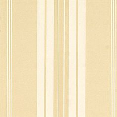 Bridgehampton Stripe #wallpaper in #taupe from the Seaside collection. #Thibaut