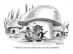 Irish theme from the New Yorker.