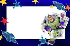 Buzz Light Year: Free Printable Kit.