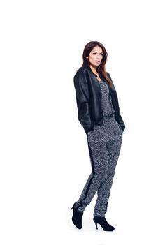 soyaconcept - jacket - leatherjacket - top - blouse - pants
