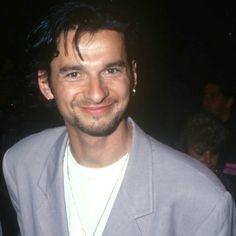 Dave Gahan in LA, 1991