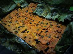 Mucbipollo comida yucateca