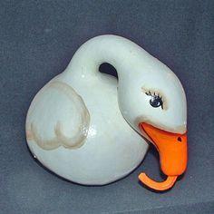 painted swan