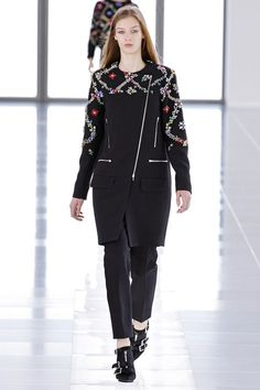 Preen by Thornton Bregazzi - www.vogue.co.uk/fashion/autumn-winter-2013/ready-to-wear/preen-by-thornton-bregazzi/full-length-photos/gallery/931906