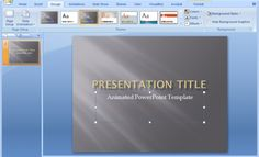 Animations for PowerPoint, #free animated #PowerPoint #templates
