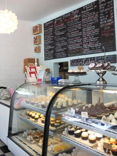 My friend Olivia's bakeshop, Sugar Mama's. The best in Austin!