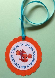 Hey, I found this really awesome Etsy listing at http://www.etsy.com/listing/157504639/finding-nemo-birthday-partyfavor-gift