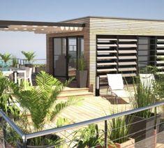 66 Meilleures Images Du Tableau Terrasse Toit Rooftop Gardens