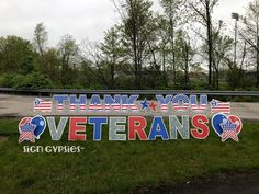 Thank You Veteran, Birthday Yard Signs, Gender Reveal, Graham, Birthdays, Baby Shower, Holiday, Anniversaries, Babyshower