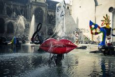 Chatelet - Les Halles, Beaubourg by marcolivierleblanc