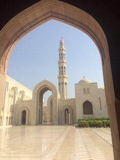 Sultan Qaboos Grand Mosque 🕌 Muscat, Oman 🇴🇲