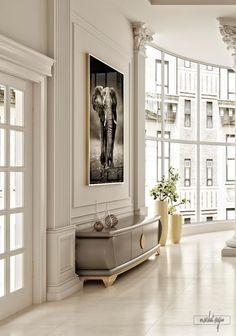 Home interior Inspiration Modern Living - - Home interior Modern Apartments - Interior Design Living Room, Living Room Designs, Living Room Decor, Interior Decorating, Luxury Homes Interior, Luxury Home Decor, Interior Architecture, Classic Interior, Elegant Homes