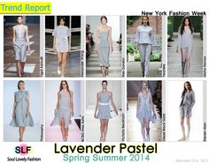 2014  PASTEL FASHION TRENDS | ... Pastel Color Fashion Trend for Spring Summer 2014.More Fashion Trends
