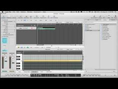 just a quick tutorial on how to use pitch bend in logic
