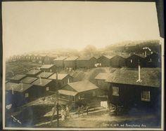 Earthquake Shacks, 20th and Pennsylvania Shack Photos - Western Neighborhoods Project - San Francisco History