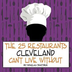 Been to a lot of these but still need to still try some on this cleveland restaurant list.