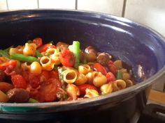 Uit Mijn Keukentje: Italiaanse Bonen Stoofschotel Chana Masala, I Foods, Ethnic Recipes, Lasagna