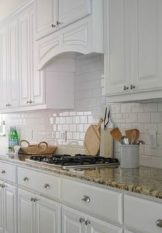 this is happiness: Mini Kitchen Makeover | The Reveal