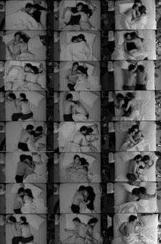 Sleeping Positions And Your Relationship