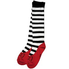 """Last seen poking out from under a house in the Land of Oz!  A """"wicked"""" addition to your wardrobe or costume!"""