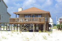 Sabbatical Vacation Rental in Gulf Shores, AL