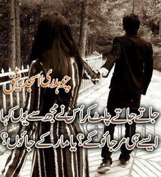 Designed Urdu Poetry
