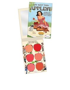 theBalm How About Them Apples - Lip & Cheek Palette