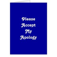 Shop Regret greeting card created by thewriteplace. Sorry Memes, Apology Quotes For Him, Im Sorry Cards, Apologizing Quotes, Regrets, Forgiveness, How Are You Feeling, Greeting Cards, Peace