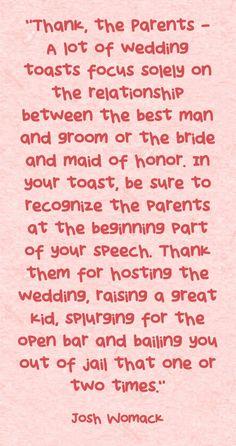 Wedding speech maid of honor best friend