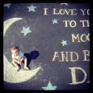 happy fathers day chalk - Google Search